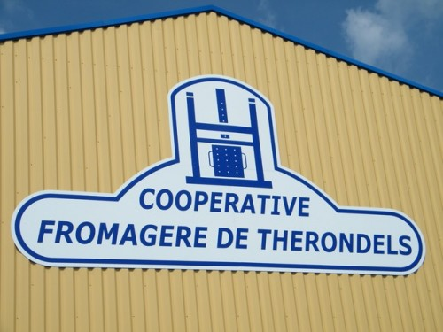 Cooperative fromagere de Therondels